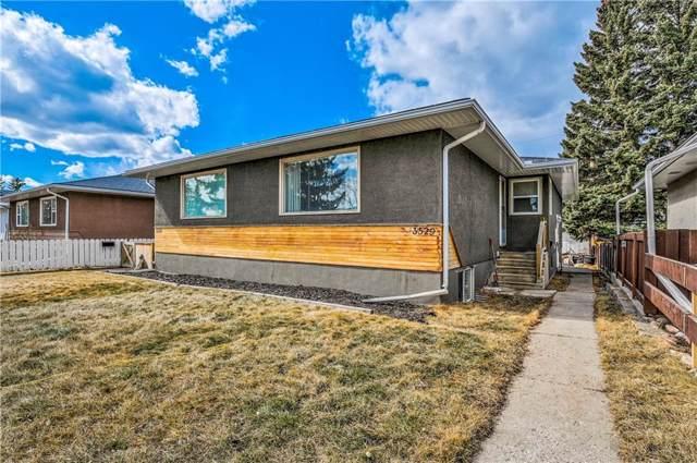 3529 41 Street SW, Calgary, AB T3E 3L4 (#C4271230) :: Calgary Homefinders