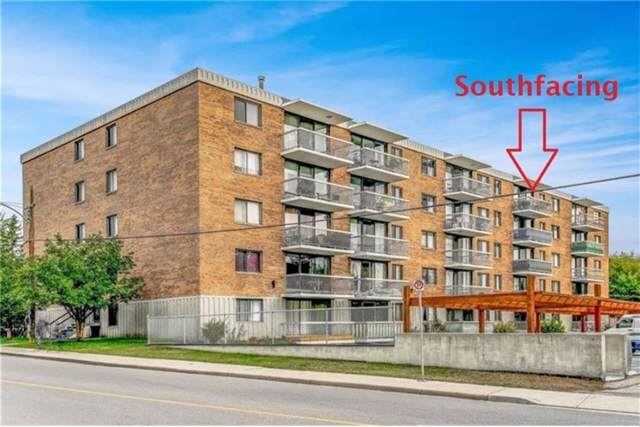 521 57 Avenue SW #504, Calgary, AB T2B 4N5 (#C4271237) :: Redline Real Estate Group Inc