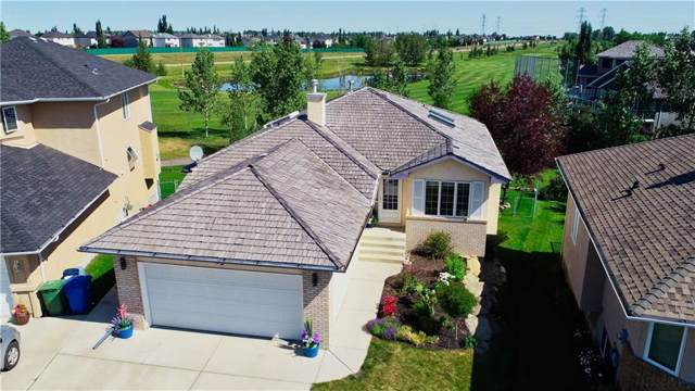 443 Lakeside Greens Court, Chestermere, AB T1X 1C8 (#C4271243) :: Redline Real Estate Group Inc