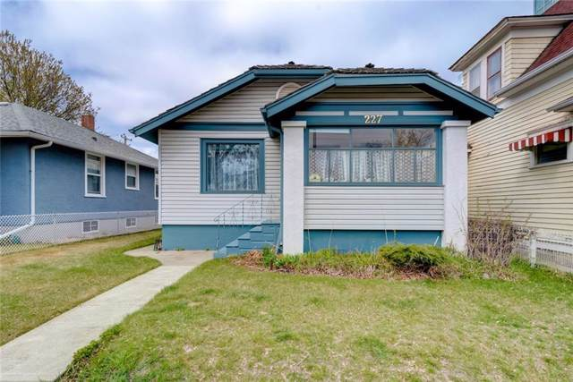 227 9A Street NW, Calgary, AB T2N 1T5 (#C4271248) :: Redline Real Estate Group Inc