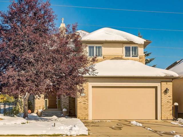 1445 Strathcona Drive SW, Calgary, AB T3H 4M2 (#C4271250) :: Redline Real Estate Group Inc