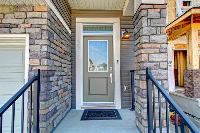 460 Bayview Way SW, Airdrie, AB T4B 5A7 (#C4271251) :: Redline Real Estate Group Inc