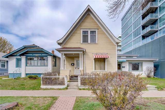 229 9A Street NW, Calgary, AB T2N 1T5 (#C4271256) :: Redline Real Estate Group Inc
