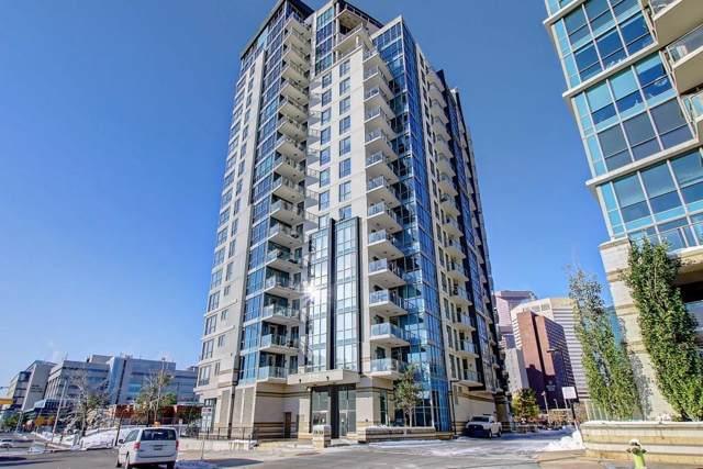 325 3 Street SE #810, Calgary, AB T2G 0T9 (#C4271257) :: Redline Real Estate Group Inc