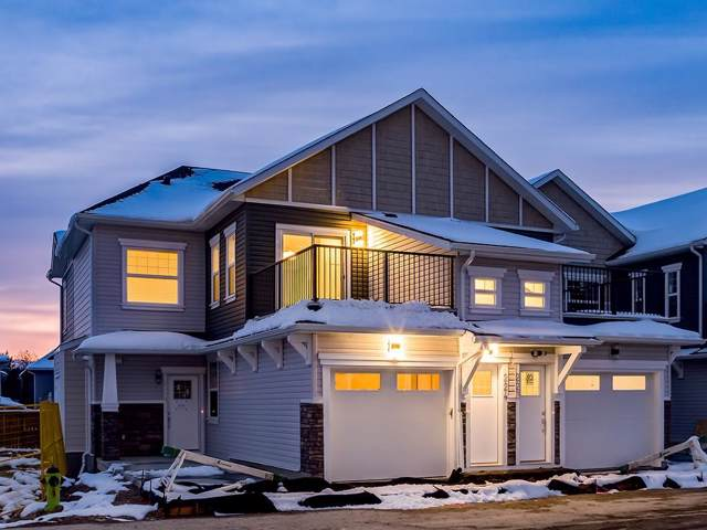 115 Sagewood Drive SW #224, Airdrie, AB T4B 4V5 (#C4271261) :: Redline Real Estate Group Inc
