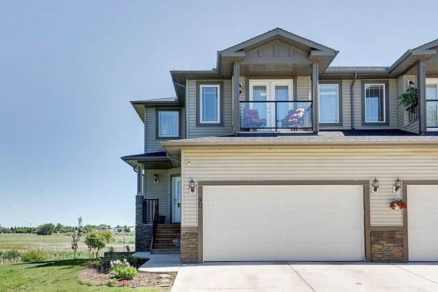 90 Lakeside View, Strathmore, AB T1P 1Z7 (#C4271262) :: Redline Real Estate Group Inc