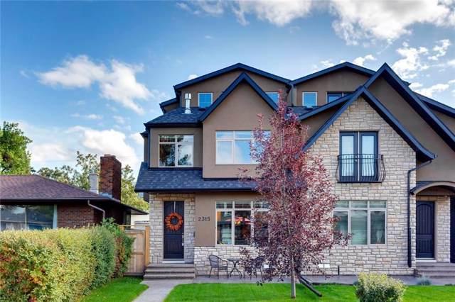 2315 23 Avenue SW, Calgary, AB T2T 0W3 (#C4271263) :: Redline Real Estate Group Inc