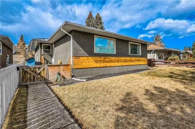 3531 41 Street SW, Calgary, AB T3E 3L4 (#C4271264) :: Calgary Homefinders