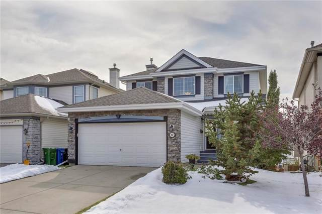 32 Rocky Ridge Close NW, Calgary, AB T3G 4W9 (#C4271266) :: Redline Real Estate Group Inc