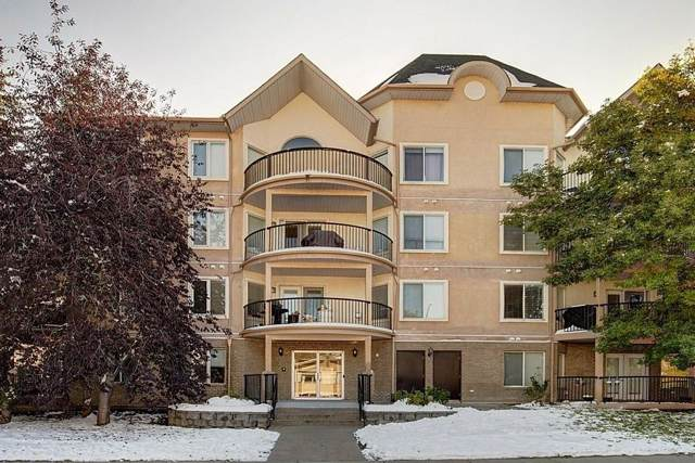 735 56 Avenue SW #205, Calgary, AB T2V 0G9 (#C4271275) :: Redline Real Estate Group Inc