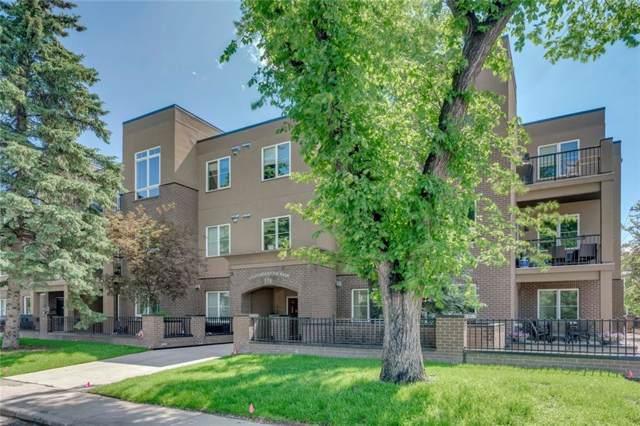 518 33 Street NW #101, Calgary, AB T2N 2W4 (#C4271277) :: Virtu Real Estate