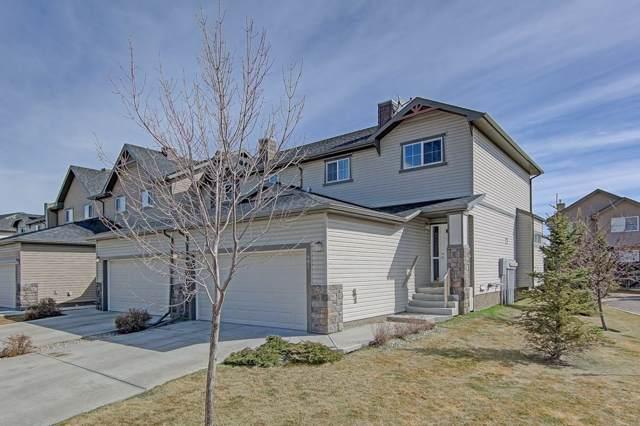 401 Ranch Ridge Meadow, Strathmore, AB T1P 0A9 (#C4271296) :: Redline Real Estate Group Inc