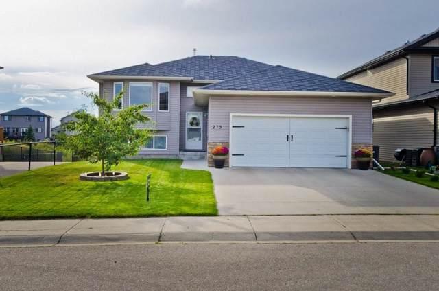 275 Hillcrest Boulevard, Strathmore, AB T1P 1W2 (#C4271298) :: Calgary Homefinders