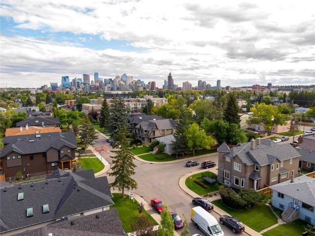 2107 1 Avenue NW, Calgary, AB T2M 1C2 (#C4271300) :: Redline Real Estate Group Inc