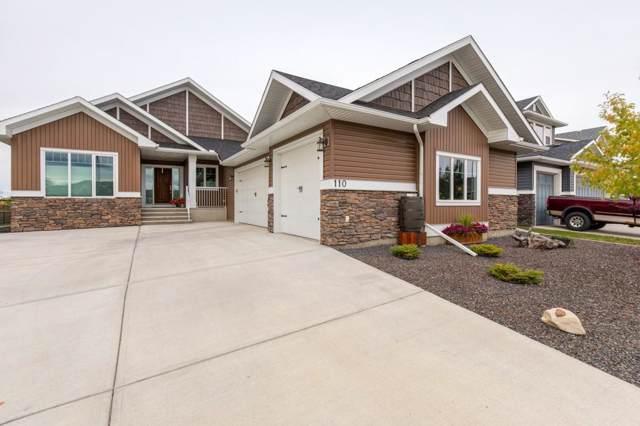 110 Riverwood Crescent, Black Diamond, AB T0L 0H0 (#C4271315) :: Redline Real Estate Group Inc