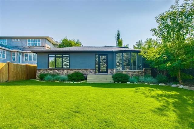 3813 13A Street SW, Calgary, AB T2T 3W3 (#C4271318) :: Redline Real Estate Group Inc