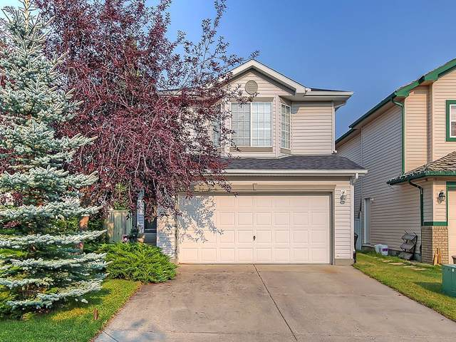 25 Douglas Woods Garden(S) SE, Calgary, AB T2Z 3A9 (#C4271324) :: Redline Real Estate Group Inc