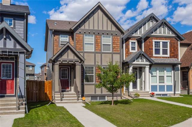 4028 New Brighton Grove SE, Calgary, AB T2Z 1G4 (#C4271330) :: Redline Real Estate Group Inc