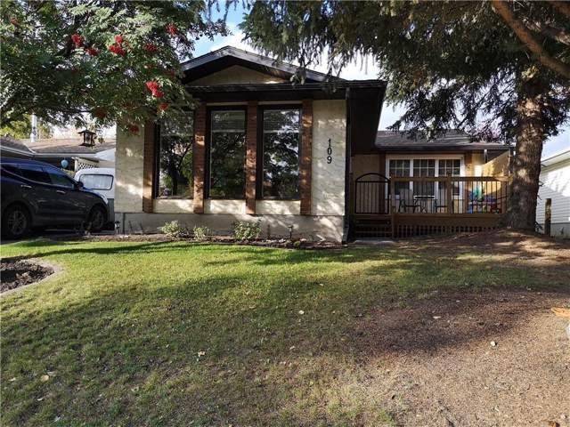 109 Thorson Crescent, Okotoks, AB T1S 1C8 (#C4271332) :: Redline Real Estate Group Inc