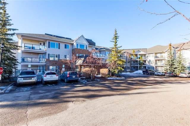 950 Arbour Lake Road NW #1208, Calgary, AB T3G 5B3 (#C4271356) :: Calgary Homefinders