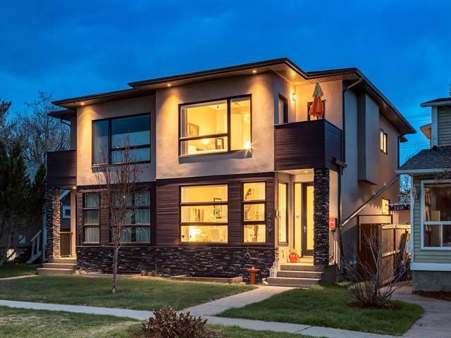 2420 Bowness Road NW, Calgary, AB T2N 3L7 (#C4271362) :: Redline Real Estate Group Inc