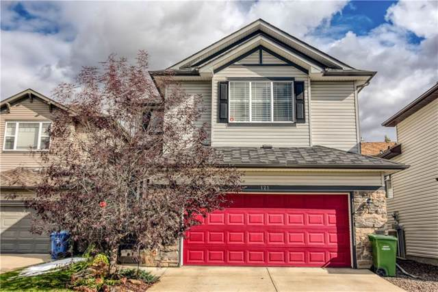 121 Rockyspring Terrace NW, Calgary, AB T3G 5Z7 (#C4271391) :: Redline Real Estate Group Inc