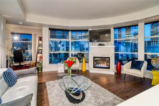 205 Riverfront Avenue SW #1005, Calgary, AB T2P 5K4 (#C4271398) :: Redline Real Estate Group Inc