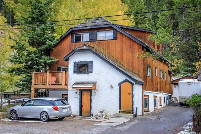410 Otter Street, Banff, AB T1L 1E3 (#C4271401) :: Canmore & Banff