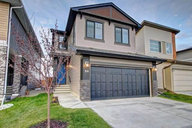 54 Walgrove Link SE, Calgary, AB T2X 2H4 (#C4271403) :: Calgary Homefinders