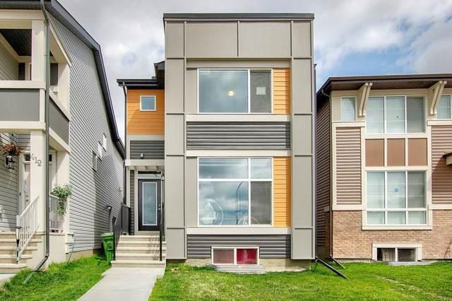 408 Cornerstone Passage NE, Calgary, AB T3N 1G4 (#C4271411) :: Redline Real Estate Group Inc
