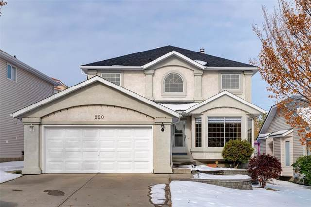 220 Edgebrook Rise NW, Calgary, AB T3A 5J6 (#C4271418) :: Redline Real Estate Group Inc