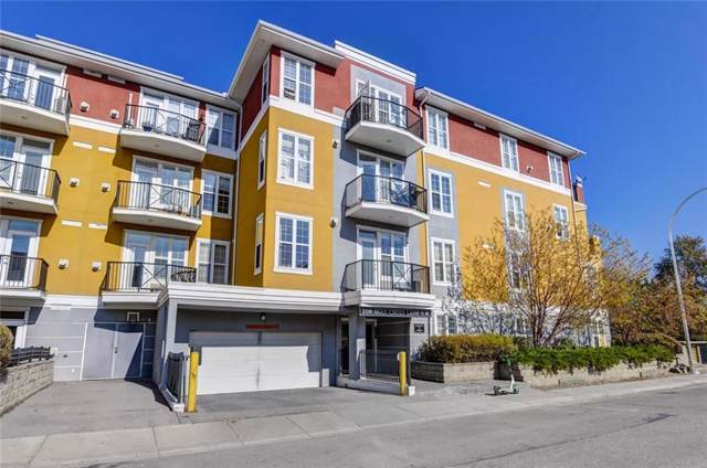 208 Holy Cross Lane SW #318, Calgary, AB T2E 2E2 (#C4271422) :: Redline Real Estate Group Inc