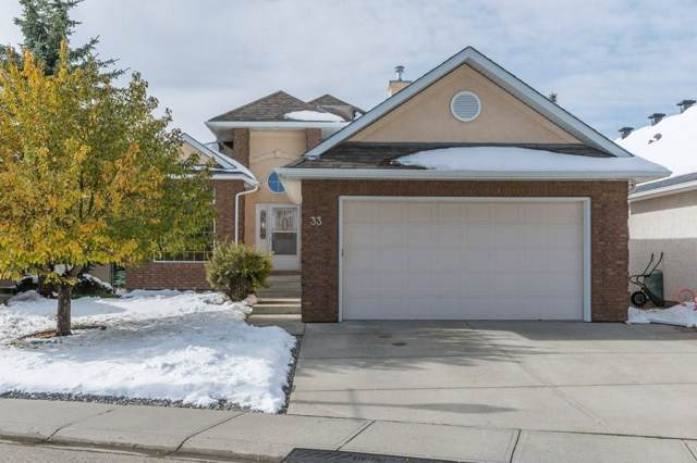 33 Strathridge Crescent SW, Calgary, AB T3H 3R9 (#C4271426) :: Redline Real Estate Group Inc