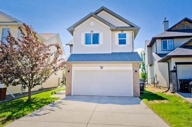 112 Cougar Ridge Circle SW, Calgary, AB Y3H 5R7 (#C4271440) :: Calgary Homefinders