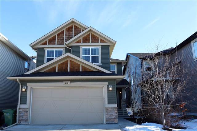 54 Chaparral Valley Square SE, Calgary, AB T2X 0P6 (#C4271443) :: Redline Real Estate Group Inc