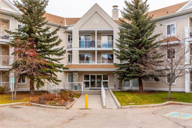 11 Chaparral Ridge Drive SE #1103, Calgary, AB T2X 3P6 (#C4271444) :: Redline Real Estate Group Inc