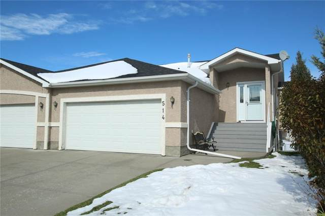 514 Lineham Acres Drive NW, High River, AB T1V 1T3 (#C4271468) :: Redline Real Estate Group Inc