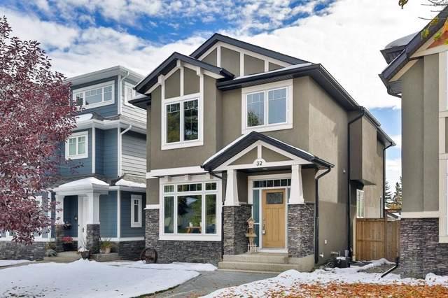 32 Hunter Street NW, Calgary, AB T2K 2B7 (#C4271486) :: Redline Real Estate Group Inc