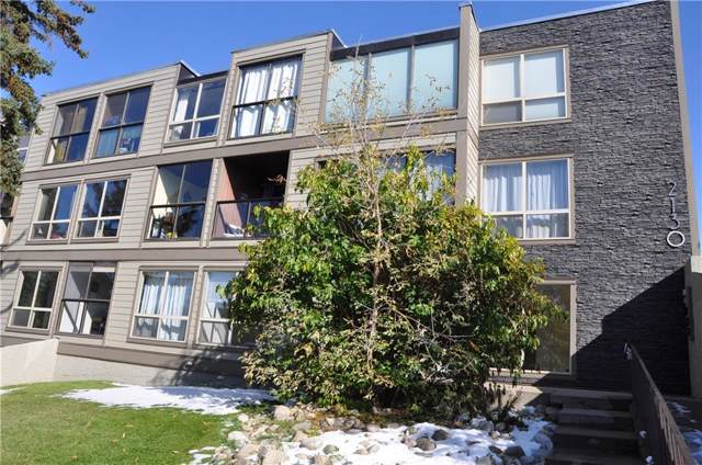 2130 17 Street SW #205, Calgary, AB T2T 4M4 (#C4271502) :: Calgary Homefinders