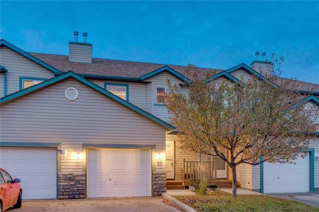 156 Canoe Drive SW #25, Airdrie, AB T4B 2Z3 (#C4271504) :: Redline Real Estate Group Inc