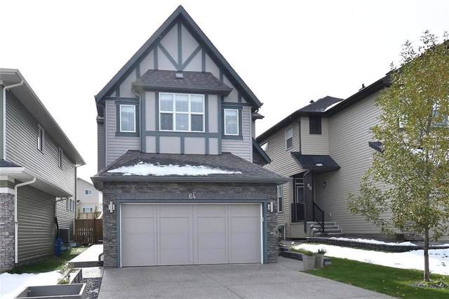 64 Sage Berry Road NW, Calgary, AB T3E 0K8 (#C4271521) :: Redline Real Estate Group Inc