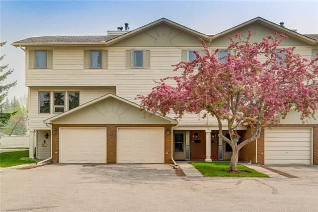 64 Woodacres Crescent SW #6, Calgary, AB T2W 4V6 (#C4271525) :: Redline Real Estate Group Inc