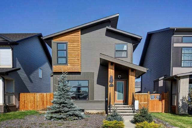 152 Copperstone Drive SE, Calgary, AB T2Z 5B4 (#C4271542) :: Redline Real Estate Group Inc