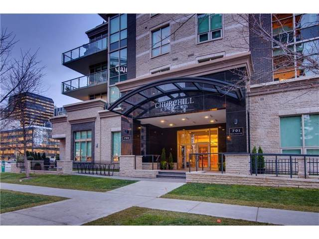 701 3 Avenue SW #201, Calgary, AB T2P 5R3 (#C4271547) :: The Cliff Stevenson Group