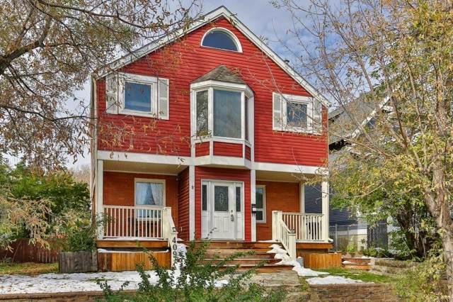 409 15 Street NW, Calgary, AB T2N 2B1 (#C4271548) :: Redline Real Estate Group Inc