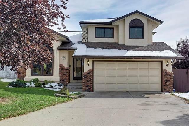 42 Deerfield Manor SE, Calgary, AB T2J 6Z4 (#C4271550) :: Redline Real Estate Group Inc