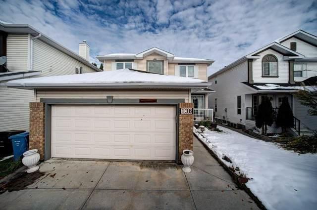 138 Coral Keys Drive NE, Calgary, AB T3J 3W8 (#C4271558) :: Redline Real Estate Group Inc