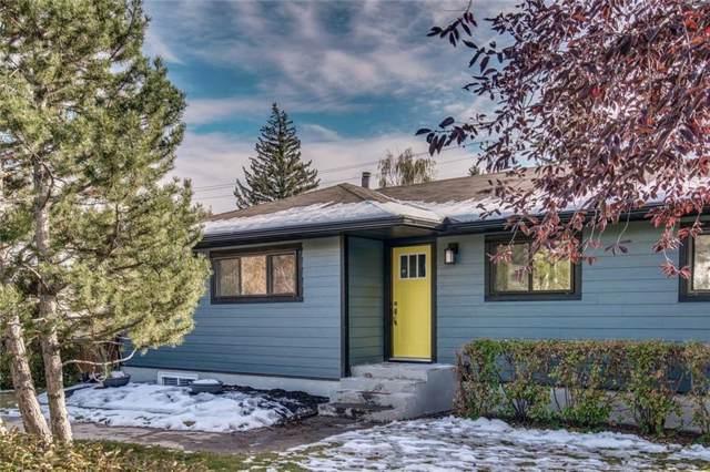 45 Capri Avenue NW, Calgary, AB T2L 0G9 (#C4271570) :: Redline Real Estate Group Inc