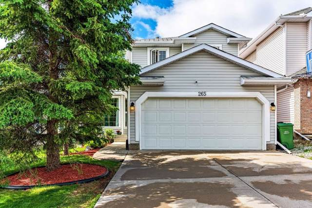 265 Hidden Circle NW, Calgary, AB T3A 5G6 (#C4271574) :: Redline Real Estate Group Inc