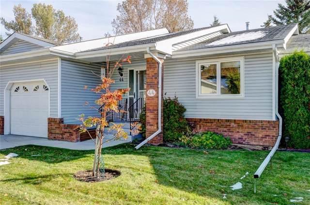 44 Vandoos Garden(S) NW, Calgary, AB T3A 4W4 (#C4271585) :: Redline Real Estate Group Inc